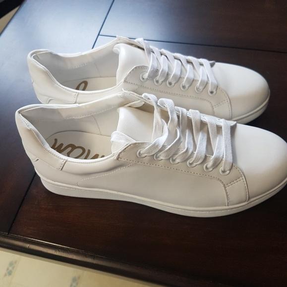 75e7aee9a79bf Sam Edelman White Sneakers Women Size 7. M 5abbed1e8af1c5e6d21f2e9b
